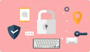データは暗号化の人生金庫
